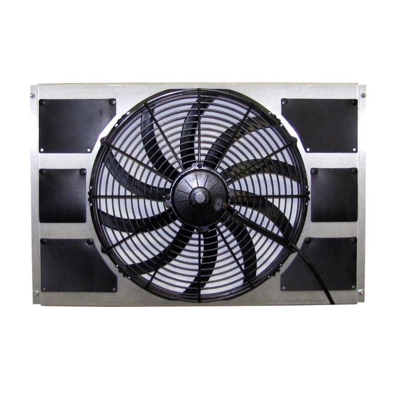 50-167252-16SHP - Universal Fit Fan  Shroud Kit
