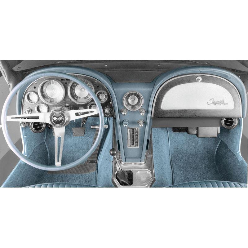 Complete AC System - 1967 Corvette CAP-1067S