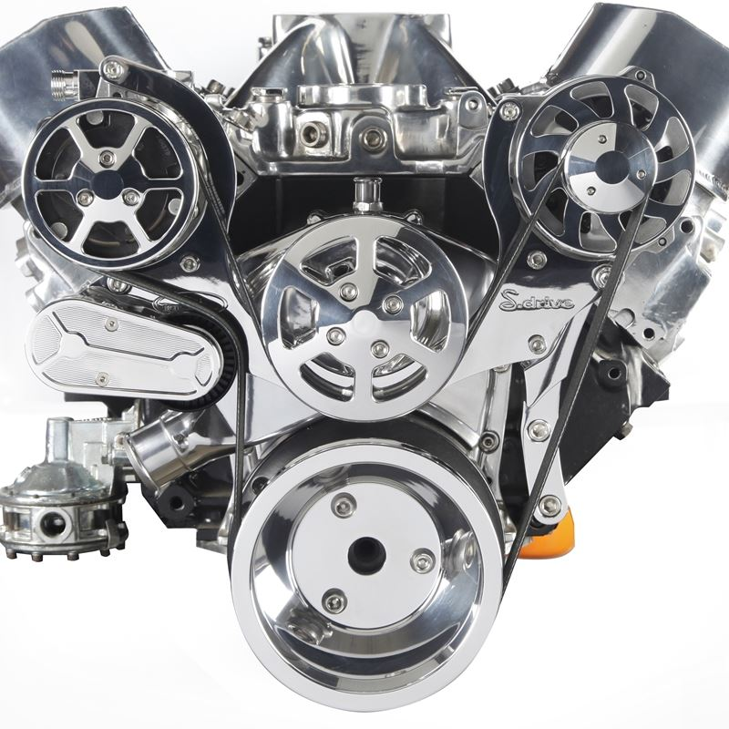 Eddie Motorsports | Chevrolet Big Block | Manual S