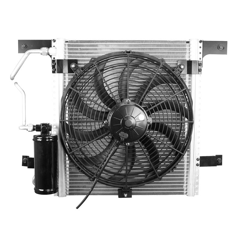 51-4103PS Condenser Kit and Fan Chevrolet Pu 47-55