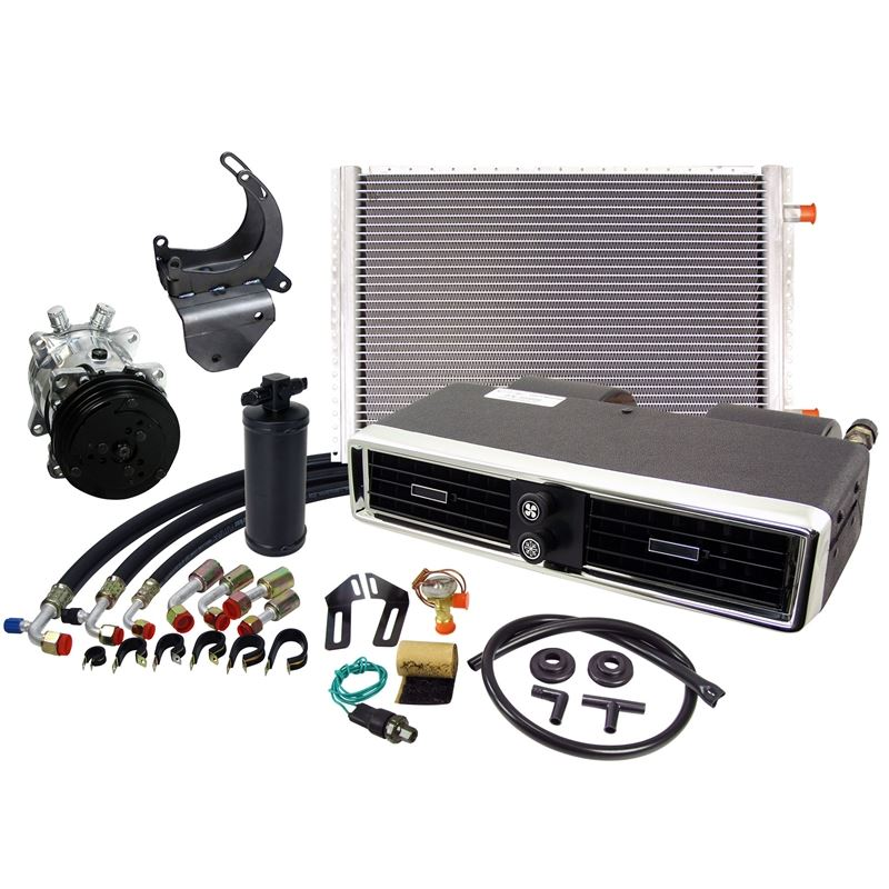 CAP-200HC Underdash AC Heat System