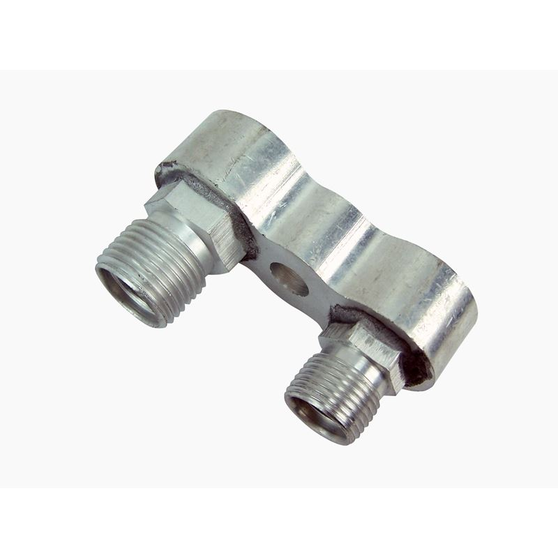 91-0007 - Fitting | R4/A6 Pad Mount, Hose Connecti