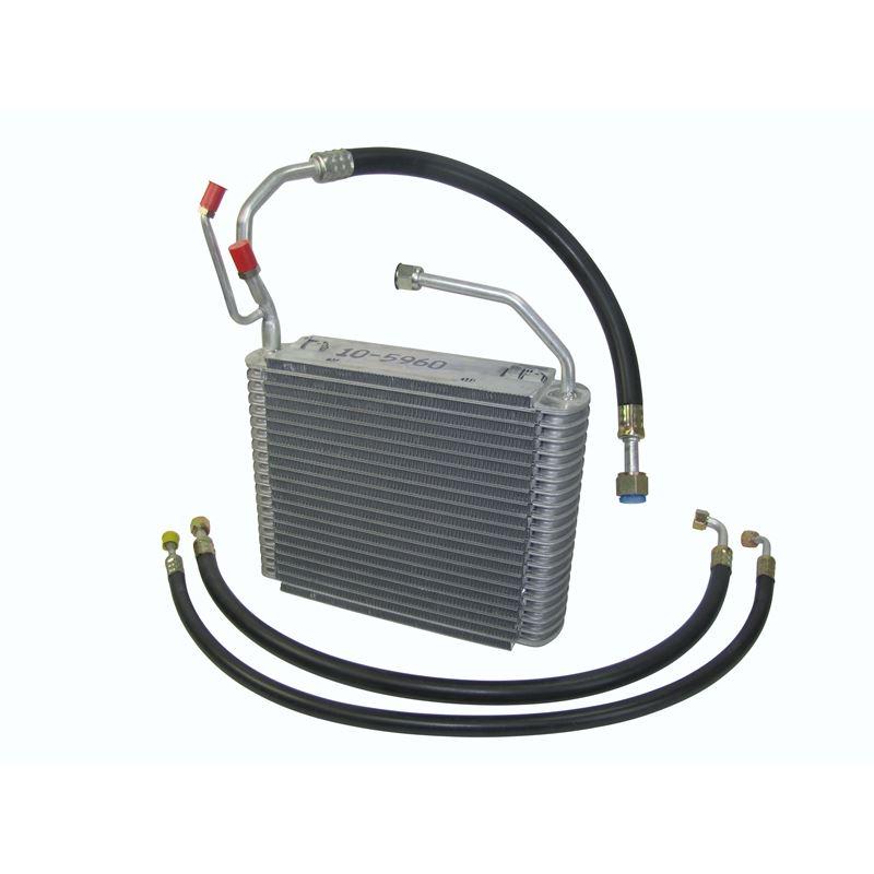 GM 60 Cadillac Evaporator w/ Hoses 10-5960