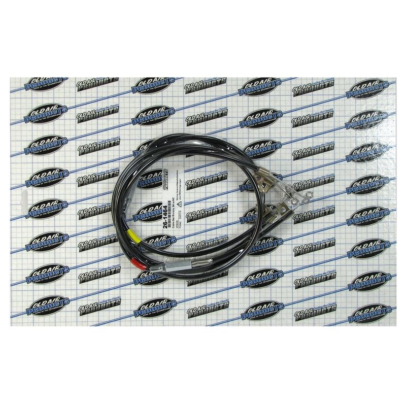 26-1464 - EZ Slider Cable Set | 1964-1965 Buick Ri