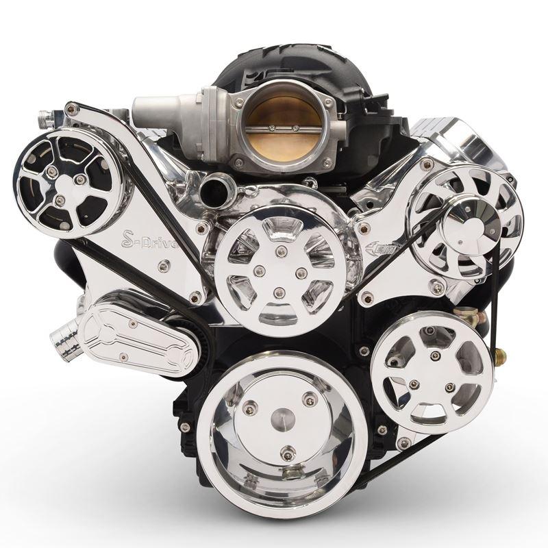 Eddie Motorsports | Chevrolet LS | Remote Power St