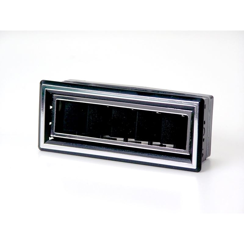 32-6 - Louver   Small Indash Rectangle, for 2 Inch