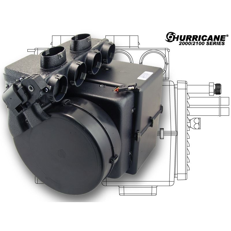 Hurricane 2100 - Complete System