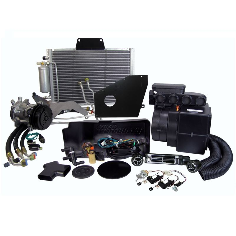 CAP-7216-I - Complete Package   NonAir Cab w/ A/C
