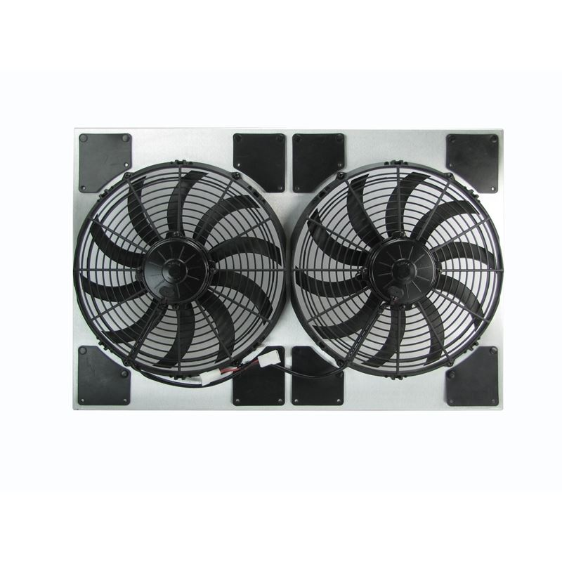 50-187282-13SHP - Custom Fit Dual Fan and Shroud K