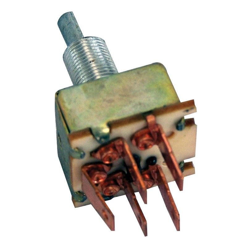 24-0266 - Rotary Switch   Ford Blower Switch, 5 Bl