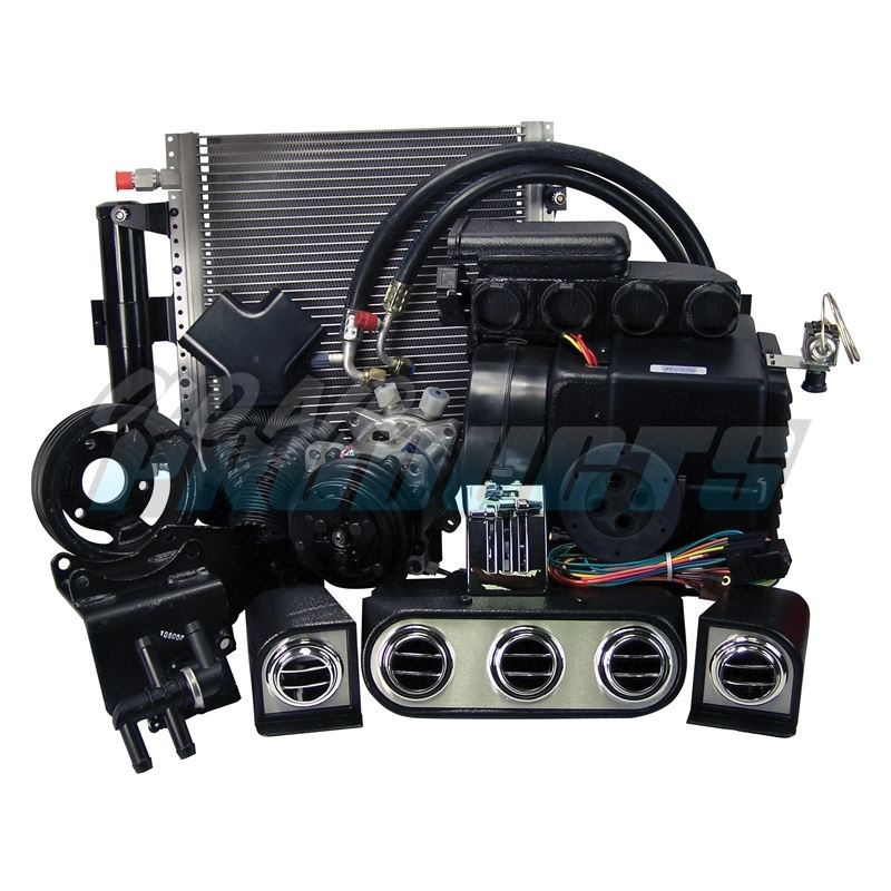 A/C System - Complete CAP-1165M-6