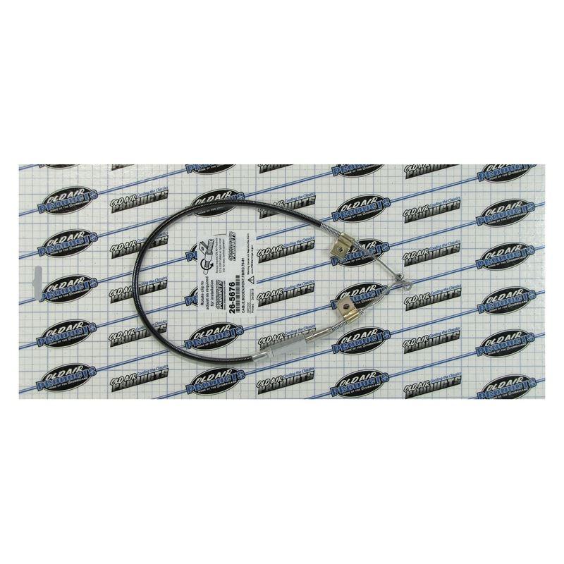 26-5676 - EZ Slider Cable Set | 1976-1981 Pontiac