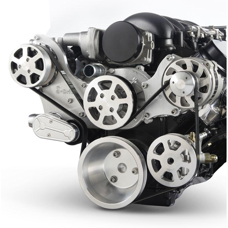 Eddie Motorsports   Chevrolet LS VVT   Elite   Rem