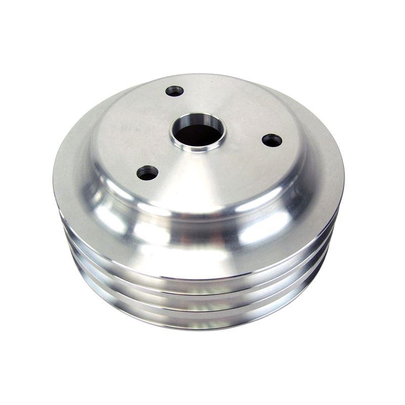 Pulley Aluminum, 3 Groove Crankshaft 101-3CRA