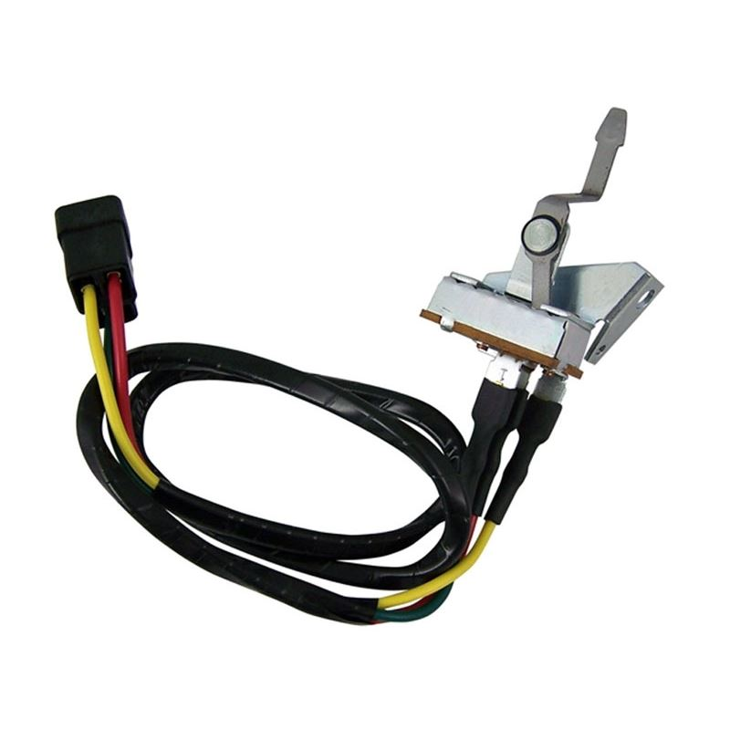 24-0588 - Blower Switch | 1965-66 Ford Mustang, Fa
