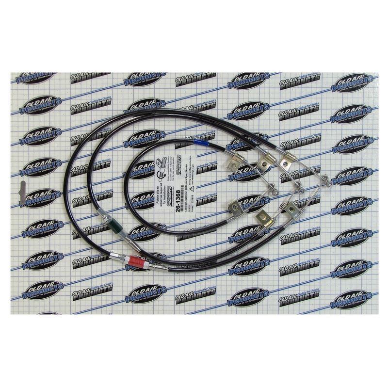26-1368 - EZ Slider Cable Set | 1968 Buick Skylark