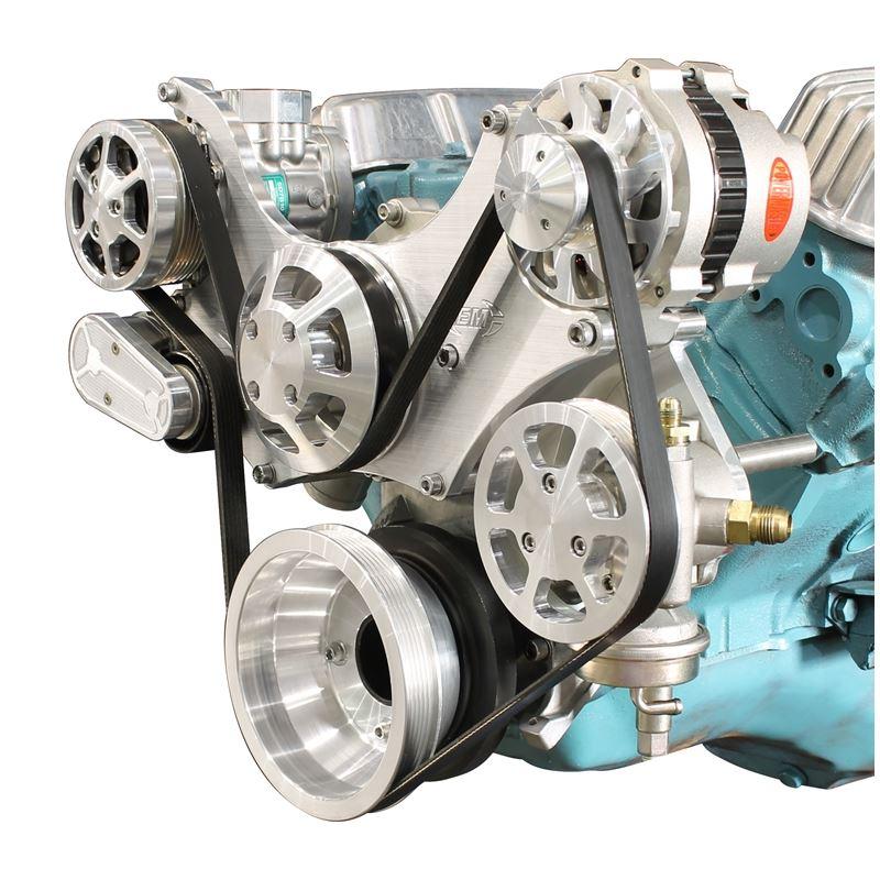 Eddie Motorsports | Pontiac 8-Bolt Water Pump | Re