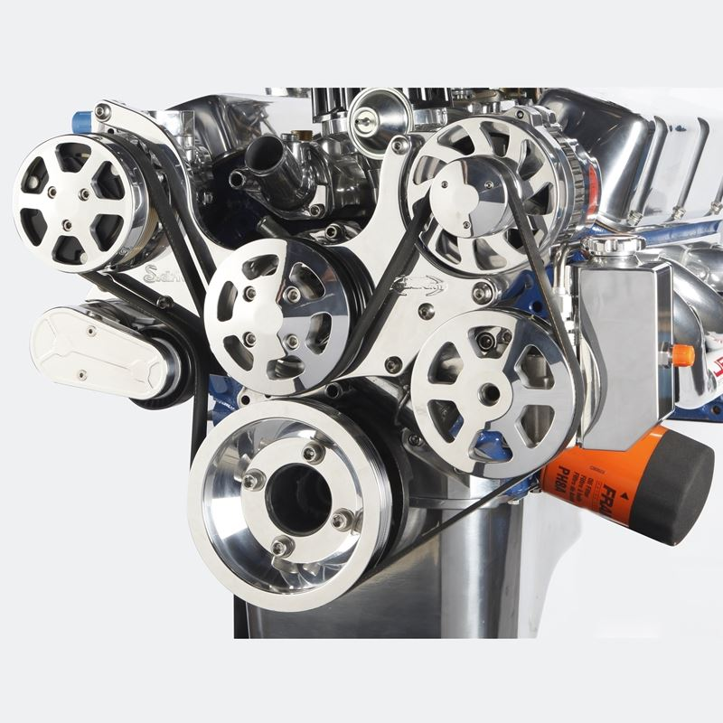 Eddie Motorsports | Ford Small Block | Plastic Pow