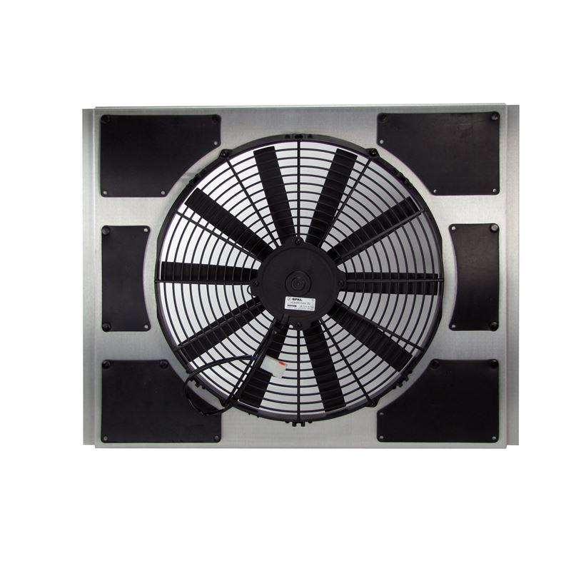 50-195242-16HP - Direct Fit Fan  Shroud Kit