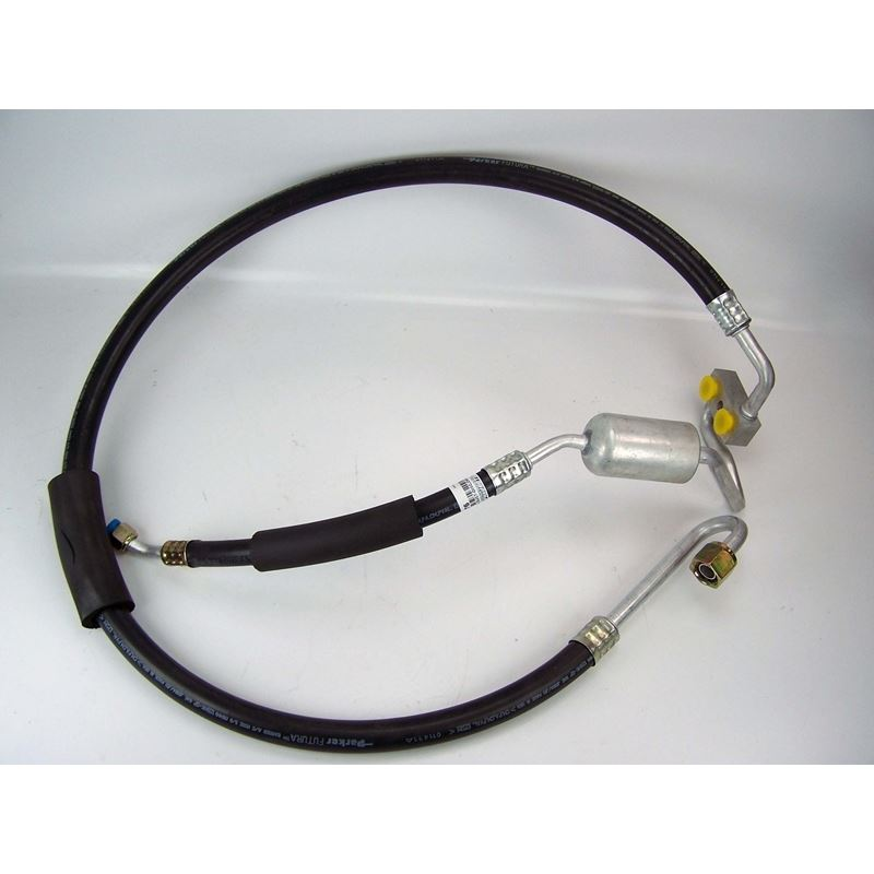 95-0476 - A/C Hose | 1969 Chevy II and Nova, with